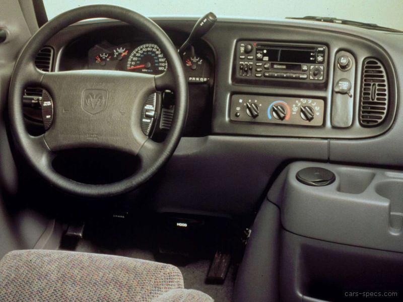 1998 Dodge Ram Van 00004 Jpg