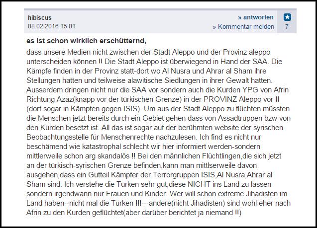 Hibiscus in Presse wegen entsetzter Merkel