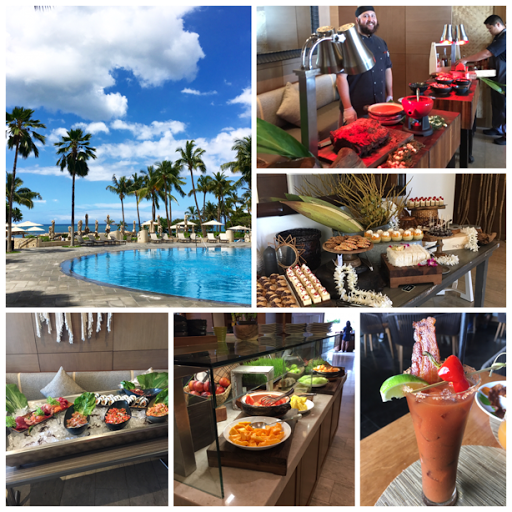 Hawaii Mom Blog New Sunday Brunch At Four Seasons Oahu La
