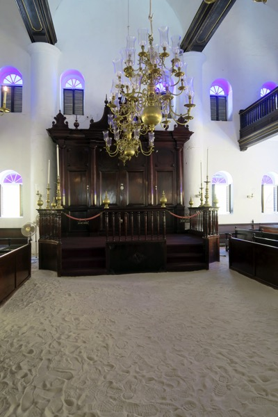 Synagogue Floor