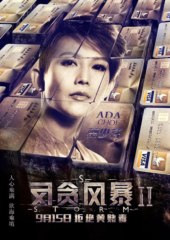 S Storm / Z Storm 2 Hong Kong Movie
