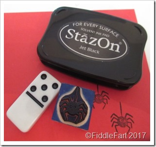 Spider Domino Tag