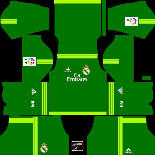 Real Madrid 15 16 Kit – Jerusalem House