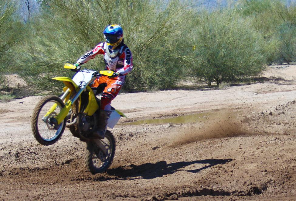 Caleb Richter: Arizona Cycle Park
