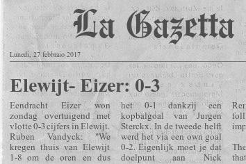 Elewijt- Eizer