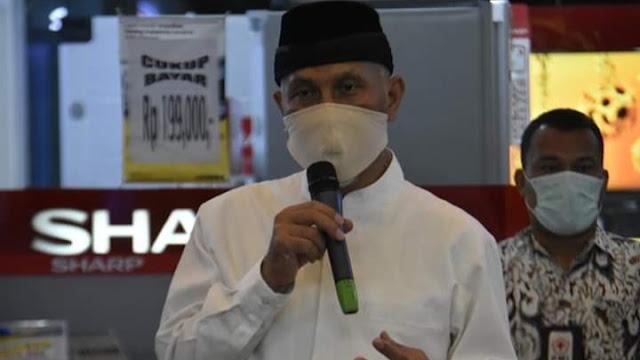 Nihil Penambahan Kasus Positif, 13 Orang Warga Kota Padang Dinyatakan Sembuh dari Serangan Covid-19