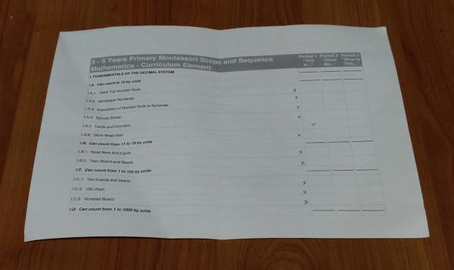 Kurikulum Montessori 3-5 Tahun