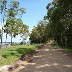 Road beside Heaton Lookout (359552)