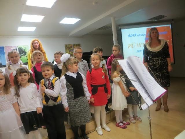 Muusikaosakonda sisseastunud laste pühitsemine 2013 - IMG_0784.JPG