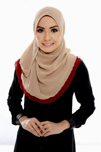 ADC III 002%2520Dark%2520Cream%2520%252B%2520Maroon SHAWL ADREENA TUDUNG SHAWL HALFMOON DOUBLE LAYER YANG LABUH