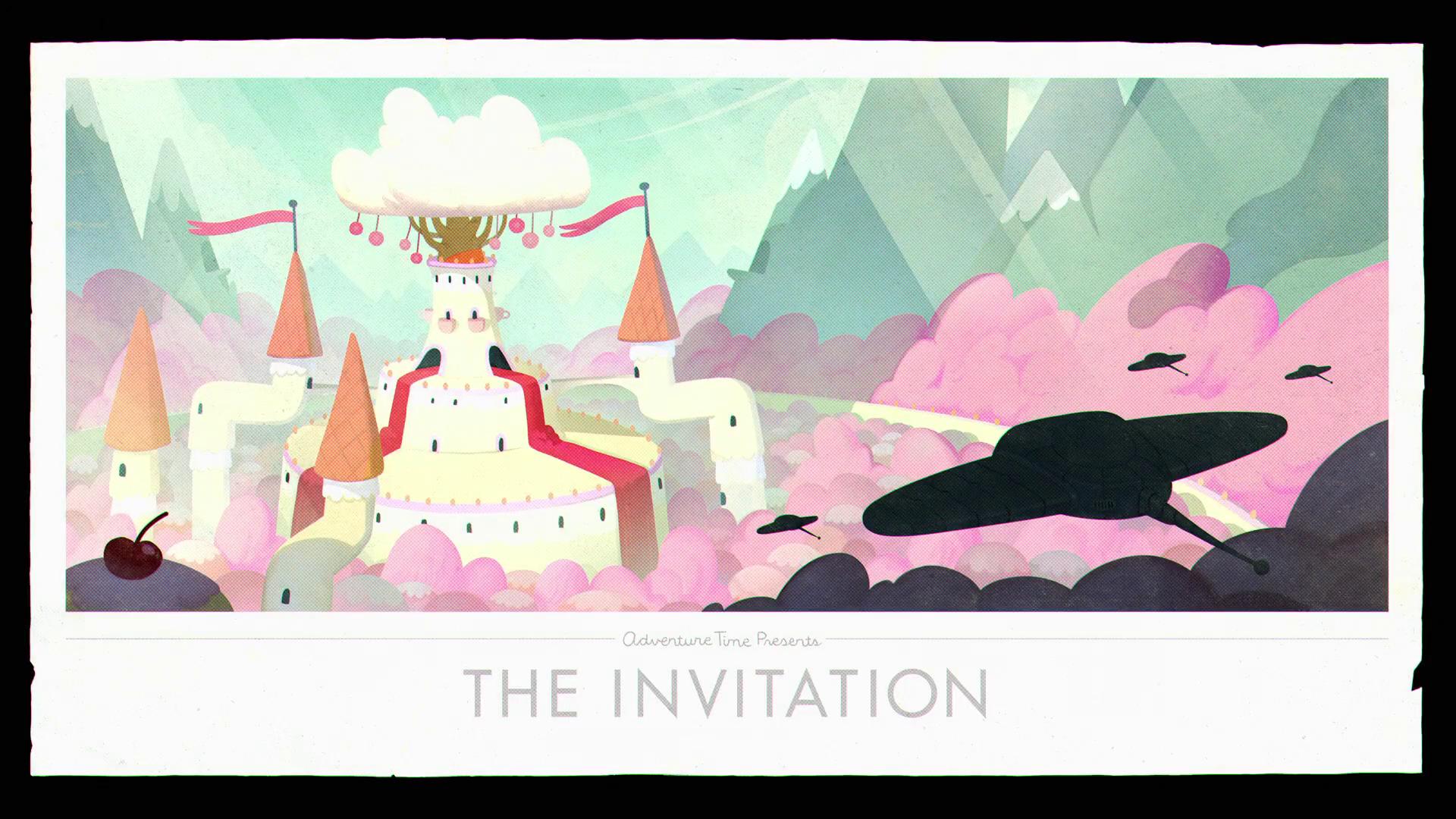 Hora de Aventura - Ilhas: O Convite