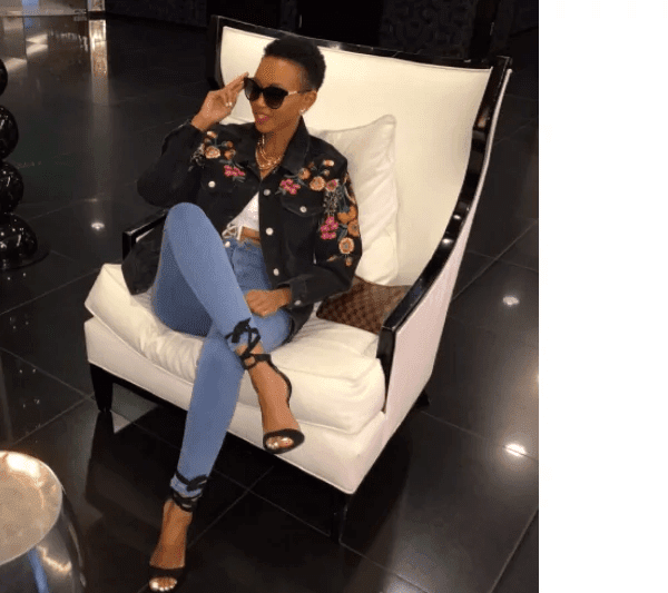 Ladies Here Is How To Use And Dump Rich Men – Huddah Monroe (Photos)