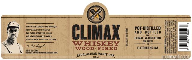 Climax Wood-Fired Appalachian White Oak Whiskey