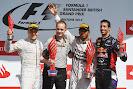 Top 3 finish: 1. Hamilton 2. Bottas 3. Ricciardo
