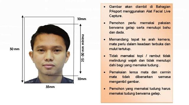 CARA PERMOHONAN PASSPORT MALAYSIA UNTUK KANAK-KANAK BAWAH 12 TAHUN 5