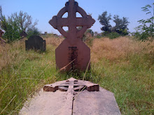 Tehka Cemetery in Shambles 3