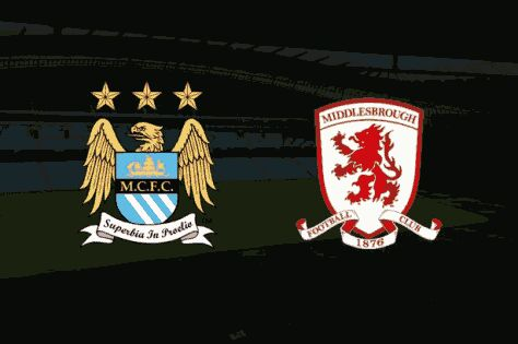 Middlesbrough vs Manchester City FA Cup Match Highlight