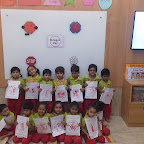 Introduction to Octagon Shape by Nursery Evening Section at Witty World, Chikoowadi (2018-2019)