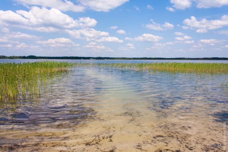 Озеро Пісочне, село Любохини