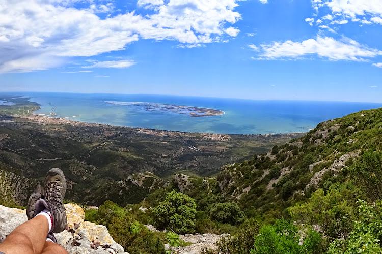L'Espagne à pied - La Torreta de Montsià