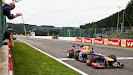 Sebastian Vettel, Red Bull RB9, Wins at Spa for the 2nd time
