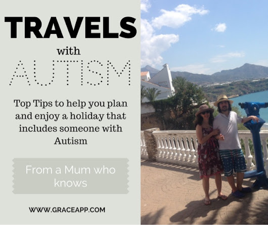 Planning a holiday for a family with Autism? Here are my top tips once again.