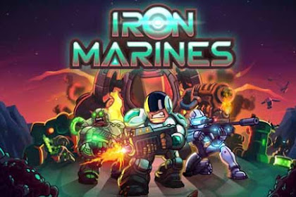 Iron Marines v1.2.1 Full Apk+Obb For Android