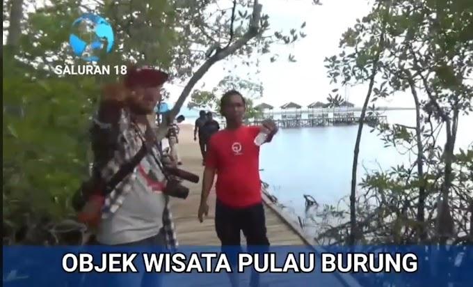 Wisata Mangrove Pulau Burung Akan Dibuka Untuk Umum