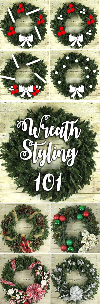 Everything you need to know about wreath styling
