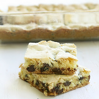 Lazy Cake Mix Cookie Bars