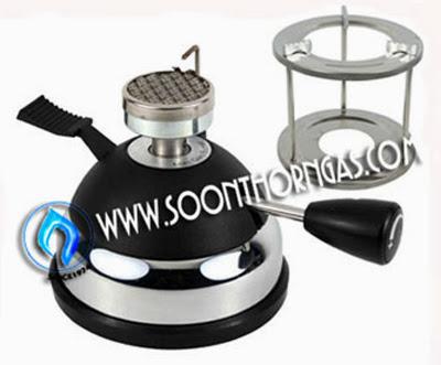 เตาแก๊สมินิ เตาอุ่นกาแฟ Model. HT-5015M (INFRARED)