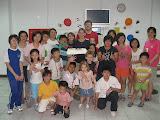 Kid's English Club November 2008