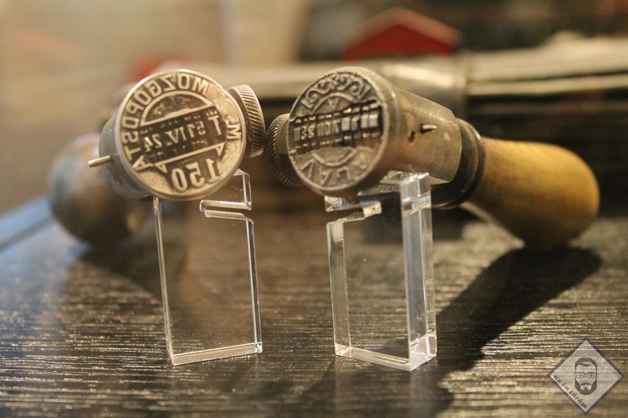 KÉP / Postai bélyegzők