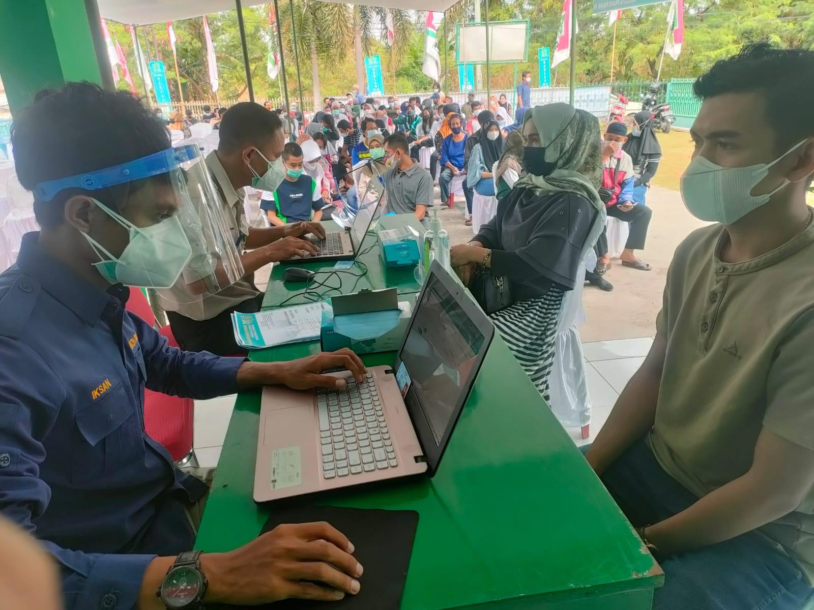 Gelar Vaksinasi Massal, DPW PKB Jambi Siapkan 500 Dosis Vaksin