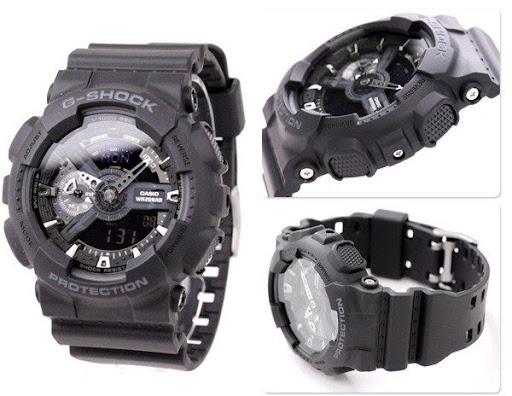 Jual Jam Tangan Casio G-Shock   GA 110  aded0d3e0a