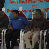 Viswanathan Anand and K.R.Venkataraman