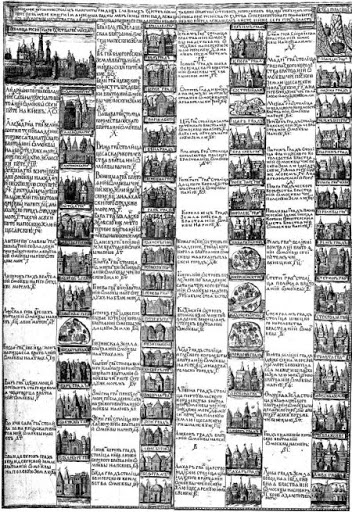 таблица Виниуса