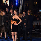 OIC - ENTSIMAGES.COM - Kristen Wiig at the  Zoolander 2 - VIP film screening in London 4th February 2016 Photo Mobis Photos/OIC 0203 174 1069