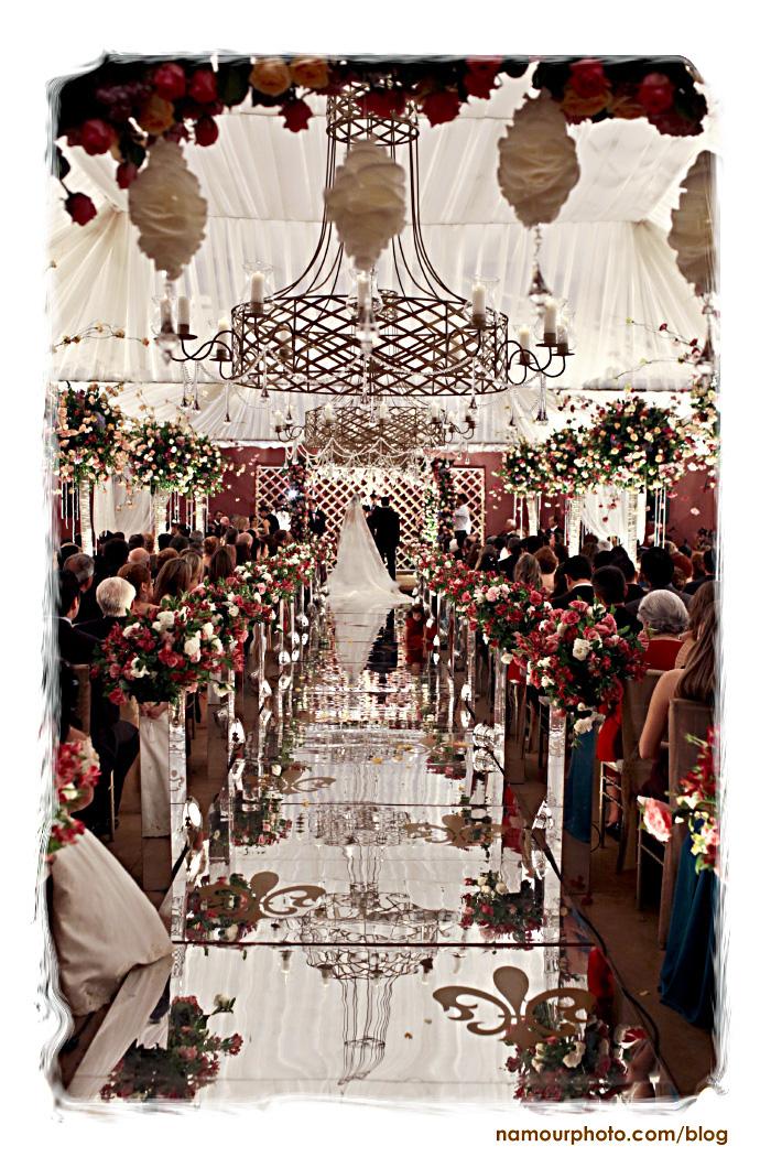 Decoração festa de casamento vermelho e branco  YouTube