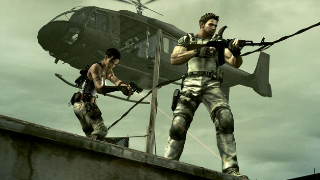 Resident Evil 5 PC Download Full Version Game Free