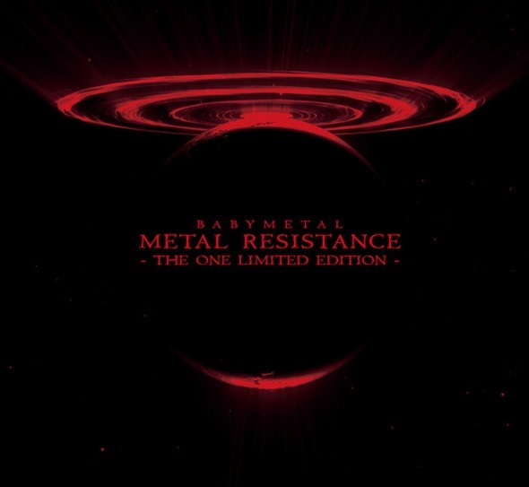 BABYMETAL_Metal Resistance_limited-the one-ed-artwork