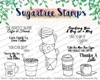 Sugartree Stamps - Hug in a Mug