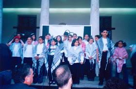 Canciones por la Paz. UV La Nau