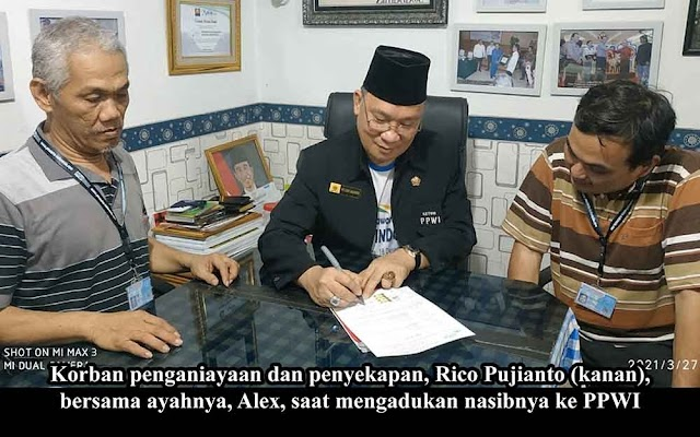 Bos PT. PPB Diduga Aniaya dan Sekap Karyawannya, Wilson Lalengke Desak Diusut Tuntas!