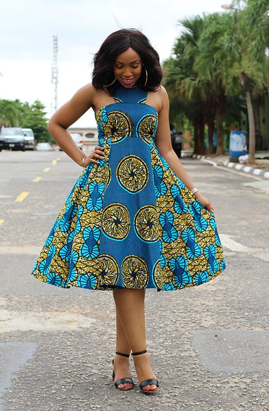 Latest Traditional Dresses 2018 South African 4