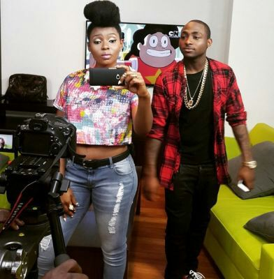 """Yemi Alade & Davido Nominated For """"Best African Act"""" at 2015"""