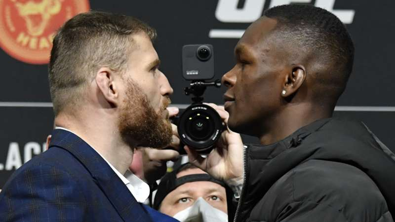 See How Much Israel Adesanya Will Be Paid Even After His Defeat To Jan Blachowicz