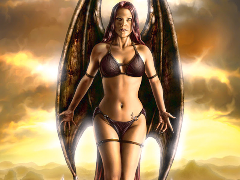 Dark Evil Demoness, Demonesses