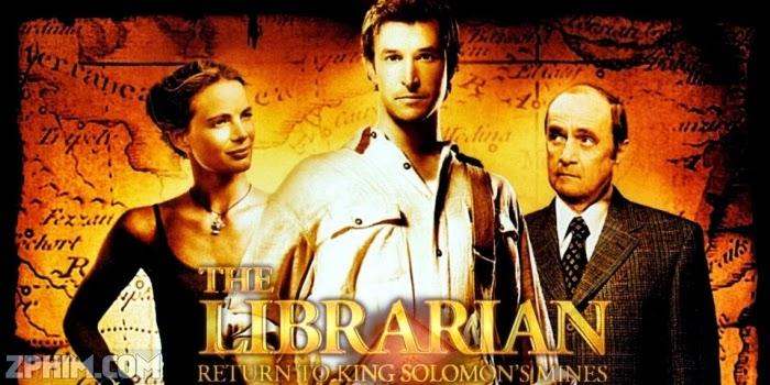 Ảnh trong phim Hành Trình Tìm Kho Báu 2: Trở Về Kho Tàng Vua Solomon - The Librarian 2: Return to King Solomon's Mines 1