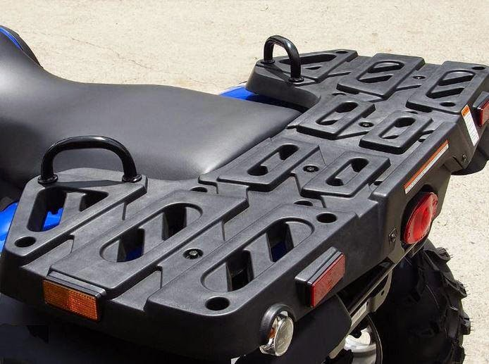400 Linhai Yamaha ATV Farm 4x4 Quad Bike rear Rack